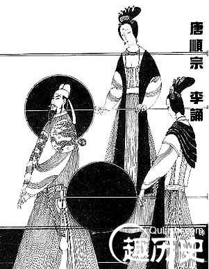 唐朝皇帝列表及简介_唐朝历代皇帝顺序表_唐
