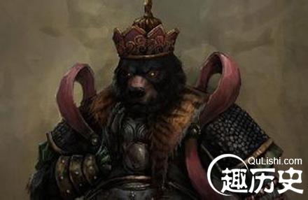 细说小说 西游记 中妖怪黑熊精的草根逆袭之路