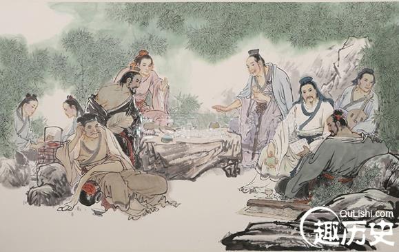 魏晋南北朝时期男子服饰的特点是什么图片