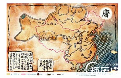 中国六大盛世版图:中国哪6个朝代称得上盛世?